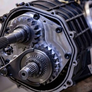 Diversen onderdelen Versnellingsbak