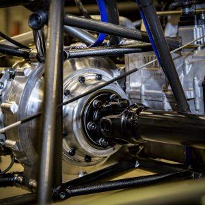 Tandwielkast – Heckmotor