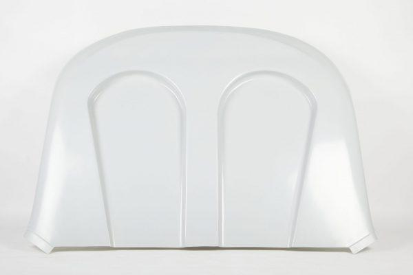 Polyester Achterklep achterzijde – Model 2