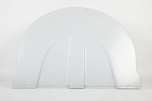 Polyester achterklep voorzijde – Model 2