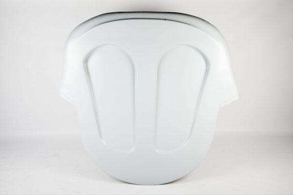 Polyester achterklep middenmotor – Model 2