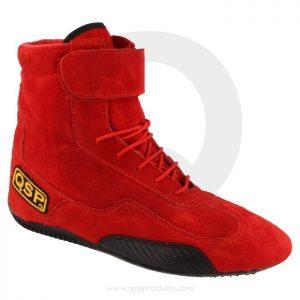Kart schoenen – Rood