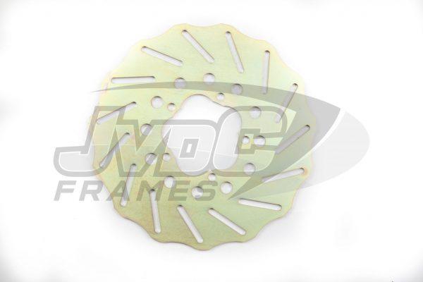 Remschijf Model 2 – 4WD voor – 4mm