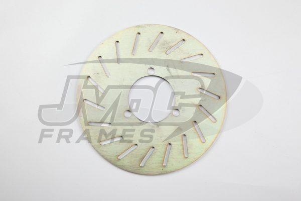 Remschijf Model 1 – 2WD voor – 4mm
