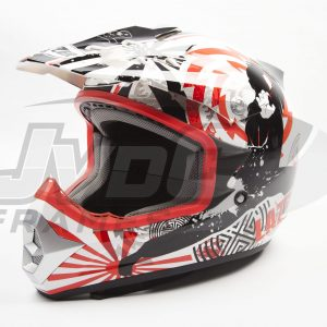 Lazer X6/X6 Jr. Thunder Red