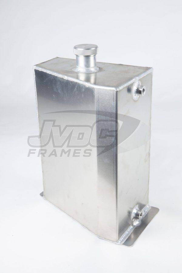 Aluminium benzinetank