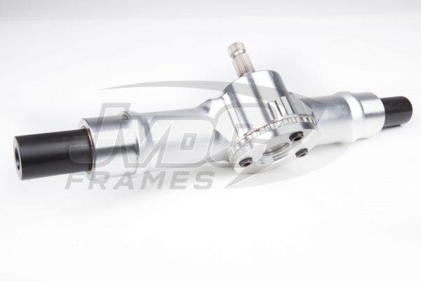 Stuurhuis JvdC – Aluminium – 28mm