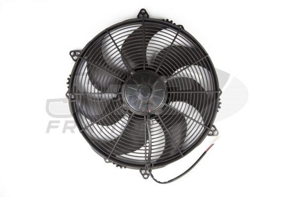 SPAL ventilator – Intercooler