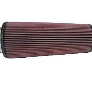 Luchtfilter met flens – 102mm / 152x117mm Ø / 356mm hoog