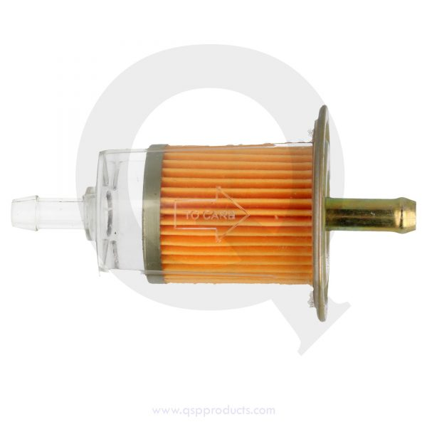 Brandstof filter 8mm – transparant