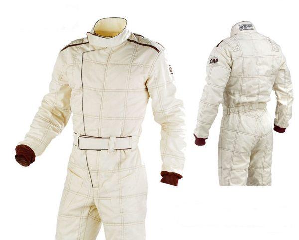 OMP Vintage Le Mans 3-lagen (FIA)