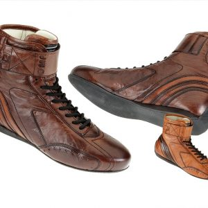 OMP Carrera High Boots (FIA)