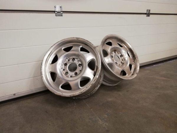 Mercedes SLK Velg – Steek 5×112 / 5×130