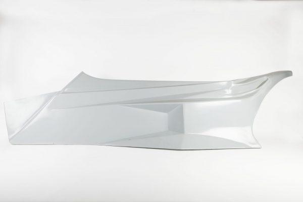 Polyester zijkant breed – Model 2 (2019) – Links