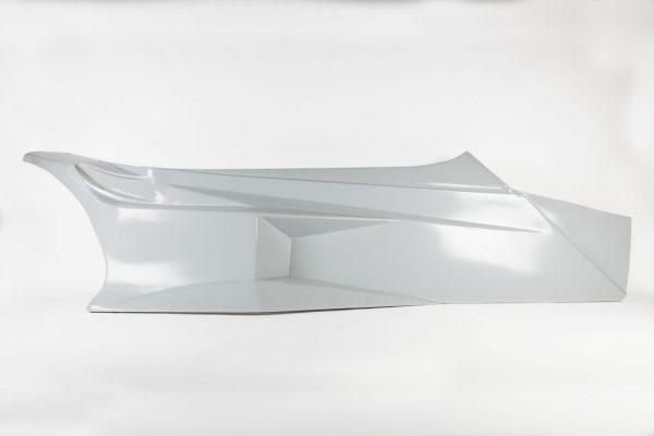 Polyester zijkant breed – Model 2 (2019) – Rechts