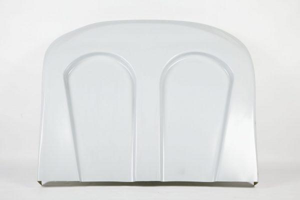 Polyester achterklep heckmotor – Model 2