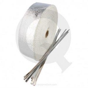 Hitteband met aluminium