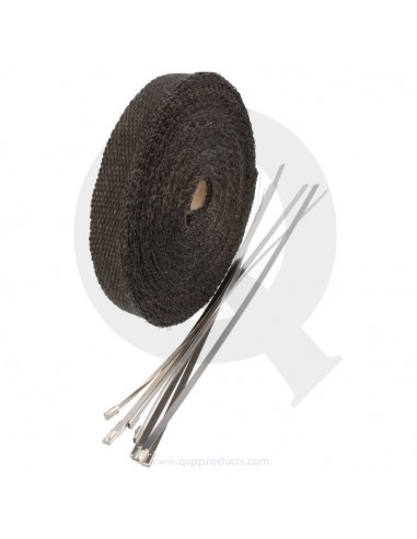Glasvezel hitteband – 2,5cm