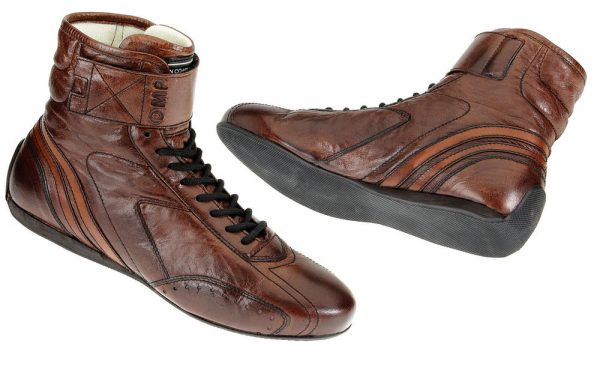 OMP Carrera High Boots (FIA)