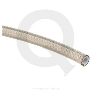 Teflon (PTFE) Stainless steel braided hose with coating