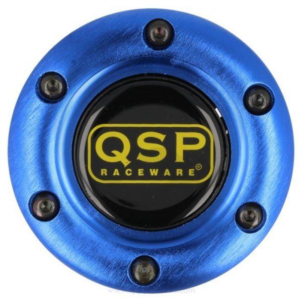 QSP Lederen sportstuur – 90mm diep