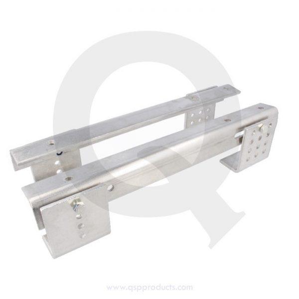 QSP Aluminium onderbevestiging