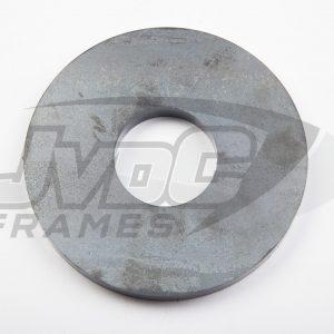 Flens tussenas 110mm – 10mm dik