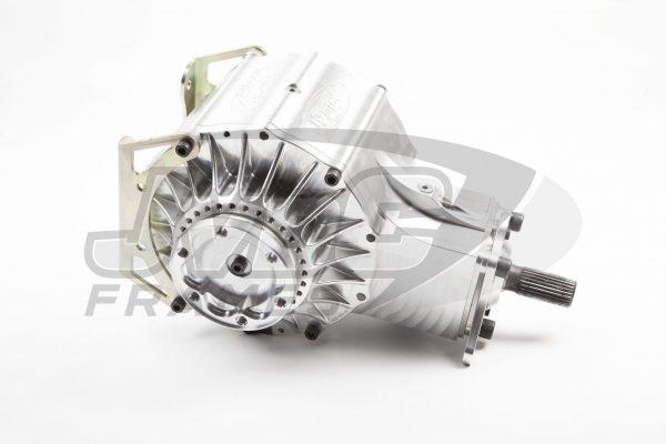 Aluminium differentieel behuizing – Peugeot