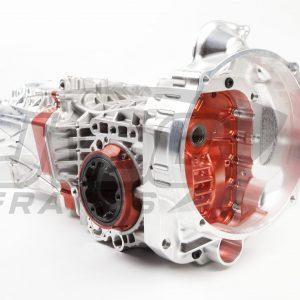 D.M.A. Gearbox – Versie A (4WD)