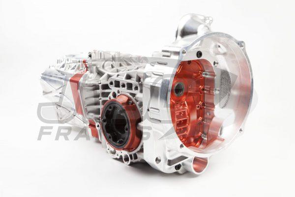 D.M.A. Gearbox – Versie B (4WD)