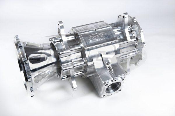 Aandrijving 4WD – Twin-Motor