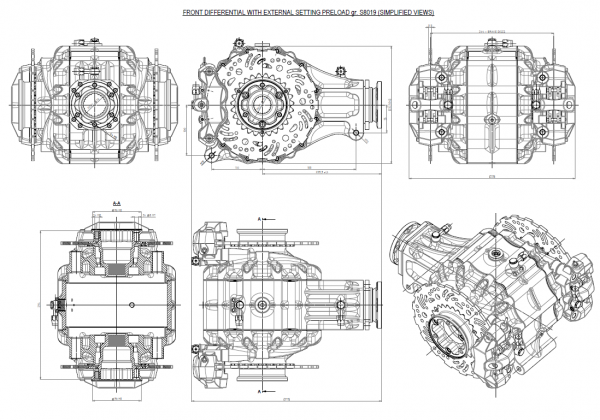 D.M.A. Differential – Professional