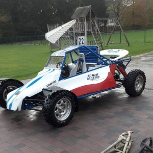 4WD Peters Frame