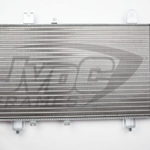 Aluminium radiateur op maat