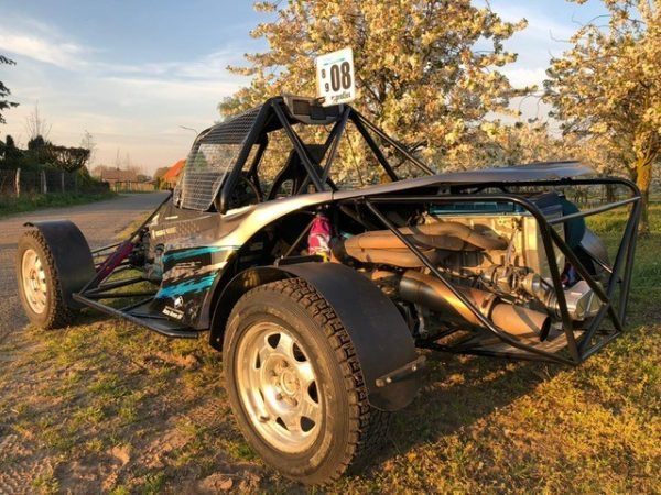 JvdC 4WD Buggy 1600