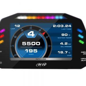 Display - Met geheugen en GPS