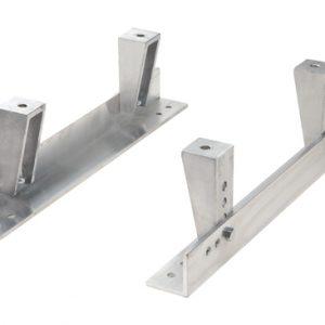 OMP HC/666 – Aluminium stoelvestiging – Universeel