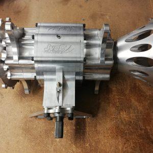 Aandrijving 4WD – Twin Motor
