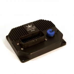 KMS Management ECU MD35 Black Carbon