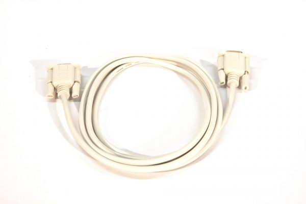 Communication cable MP25 (RS232 male/female)