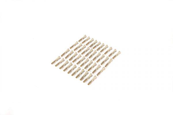 Pin set 40 pcs. gold plated (23/35 pin ECU connector)