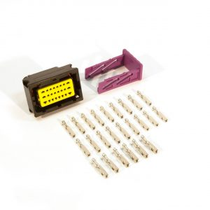 Connector Electronic Throttle Control 24 pin