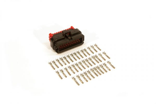 Connector MD35 ECU 35 pin gold plated
