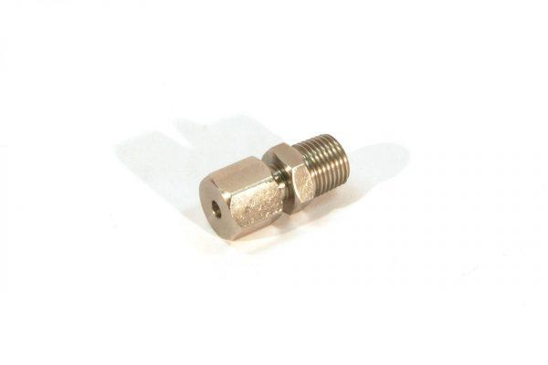 Fitting EGT sensor stainless steel 3mm