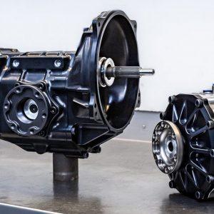 Beckert Gearboxes