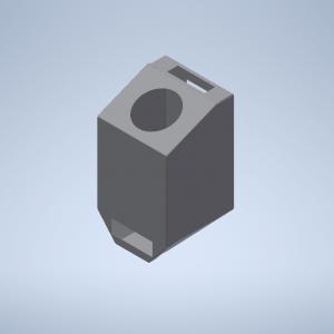 Cover ATL tank 20 liter – Aluminium