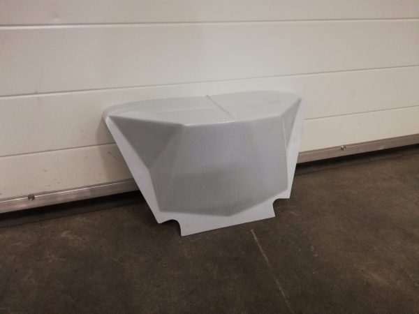 Polyester losse neus – Model 3