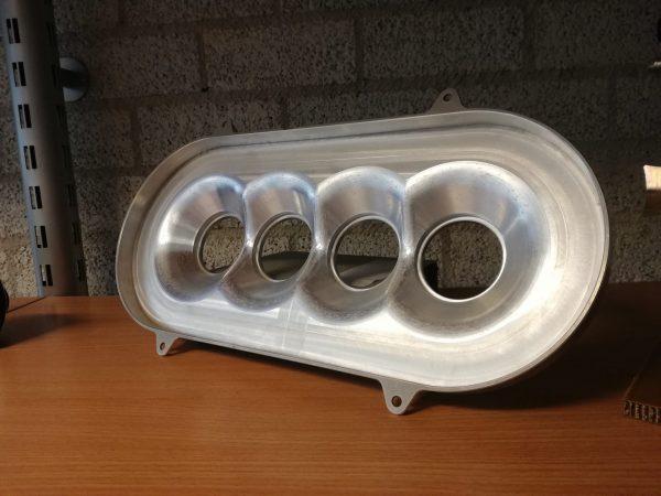 Luchtfilterplaat – Aluminium – 3 stuks