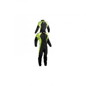 OMP KS-3 – Zwart/Groen – 50/56