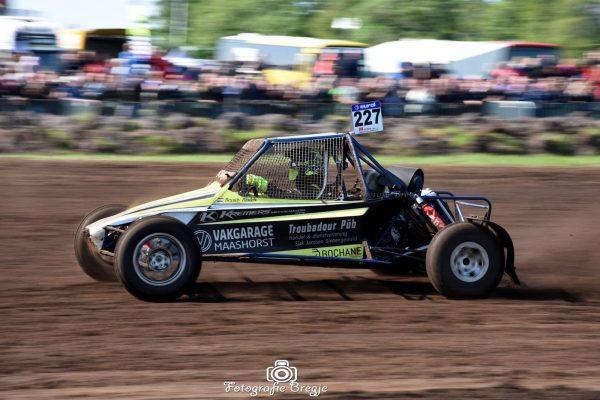 2WD JvdC – Middenmotor – Juniorbuggy of Buggy 1600